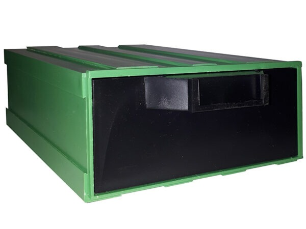 К2 Корпус зеленый (лоток темный) Акция